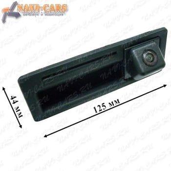 Камера заднего вида Pleervox PLV-CAM-VWG01 для Volkswagen Touareg (в ручку багажника)