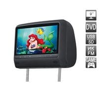 Подголовник со встроенным DVD плеером и LCD монитором 9 дюймов AVIS AVS0943T