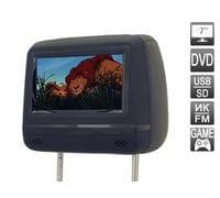 Подголовник со встроенным DVD плеером и LCD монитором 7 дюймов AVIS AVS0745T