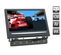Навесной монитор на подголовник для смартфонов и планшетов с диагональю 10.1 дюймов и HDMI AVIS AVS1008HDM