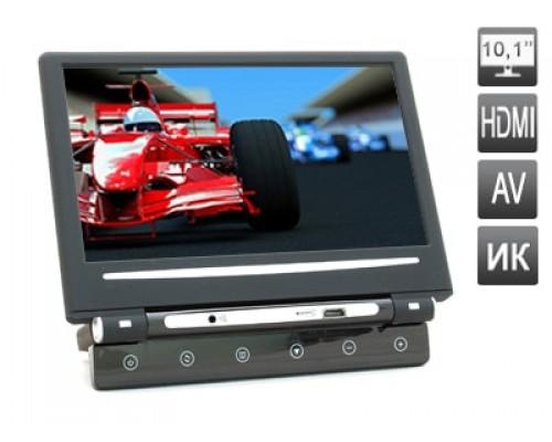 """Навесной монитор на подголовник для смартфонов и планшетов с диагональю 10.1"""" и HDMI AVIS AVS1008HDM"""