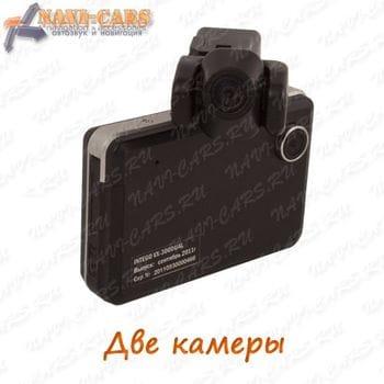 Автомобильный видеорегистратор Intego VX-300DUAL