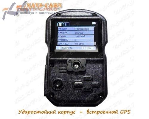 Автомобильный видеорегистратор КАРКАМ Q4 GPS