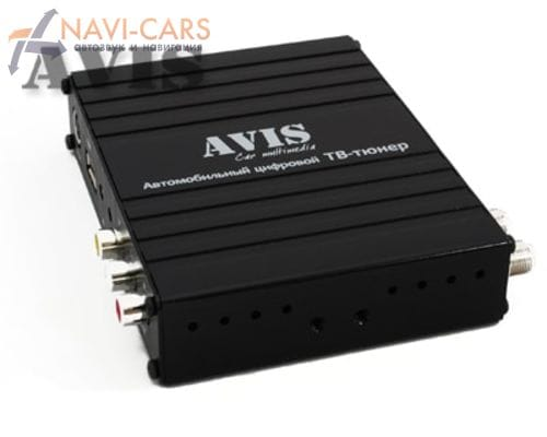 Автомобильный ТВ-тюнер DVB-T (HD) AVIS AVS4000DVB