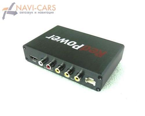 Цифровой ТВ-тюнер RedPower DT2 (стандартов DVB-T, DVB-T2)