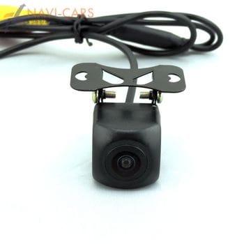 Универсальная камера заднего вида кубик SonyCCD AHD 1280x720 (ночная съемка) 170 градусов