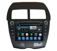 Штатная магнитола Mitsubishi ASX Android 6 (Carmedia QR-8023)