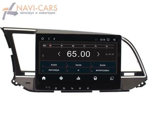 Штатная магнитола Hyundai Elantra 6 (AD) Android 6 (Wide Media WM-CF3088MA)