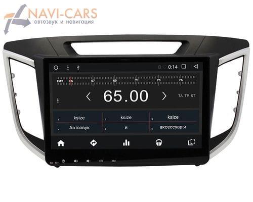 Штатная магнитола Hyundai Creta Android 6 (Wide Media WM-CF3024MA)