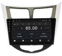 Штатная магнитола Hyundai Solaris Android 6 (Wide Media WM-CF3005NB)