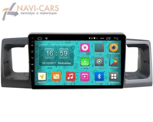 Штатная магнитола BYD F3 Android 6 (ParaFar PF071N)