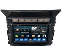 Штатная магнитола Honda Pilot Android 4.4 (LeTrun 1666)