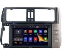 Штатная магнитола Toyota Prado 150 (2009-2013) Android 5 (LeTrun 1604)