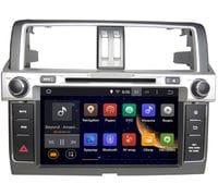 Штатная магнитола Toyota Prado 150 (2013-2017) Android 4.4 (LeTrun 1637)
