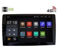 Магнитола 2 din Android 6 (9 дюймов) 4G LTE 2GB под штатную рамку LeTrun 1826