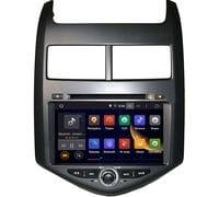 Штатная магнитола Chevrolet Aveo 2 Android 4.4 (LeTrun 1575)