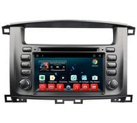 Штатная магнитола Toyota Land Cruiser 100 Android 6 (LeTrun 1497)