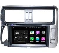 Штатная магнитола Toyota Prado 150 (2009-2013) Android 7 (LeTrun 1921)