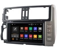 Штатная магнитола Toyota Prado 150 (2009-2013) Android 7 (LeTrun 2024)
