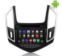 Штатная магнитола Chevrolet Cruze Android 4.4 (LeTrun 1482)
