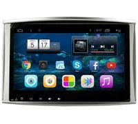 Штатная магнитола Toyota Land Cruiser 100 Android 4.4 (LeTrun 1744)