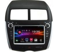 Штатная магнитола Mitsubishi ASX Android 4.4 (LeTrun 1701)