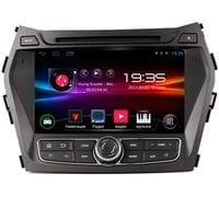 Штатная магнитола Hyundai Santa Fe 3 Android 5 (LeTrun 1613)
