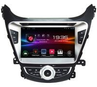 Штатная магнитола Hyundai Elantra 5 (MD) Android 5 (LeTrun 1663)