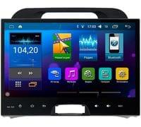 Штатная магнитола Kia Sportage 3 Android 5 (LeTrun 1594)