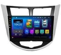 Штатная магнитола Hyundai Solaris Android 5 (LeTrun 1595)