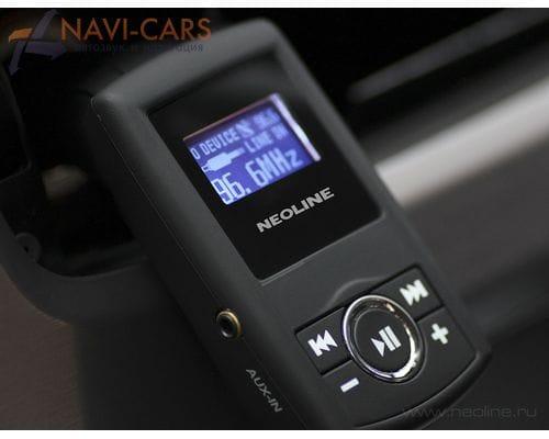 Автомобильный FM-трансмиттер NEOLINE SPLASH FM