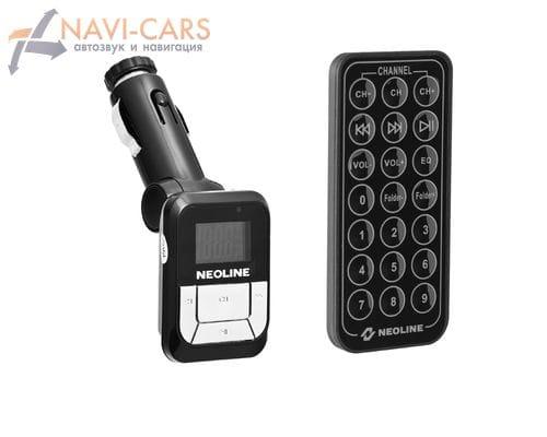 Автомобильный FM-трансмиттер Neoline Т843-С