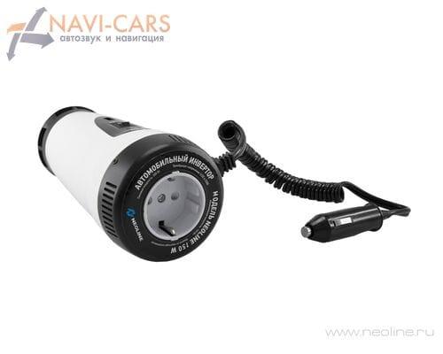 Автомобильный инвертор NEOLINE 150W