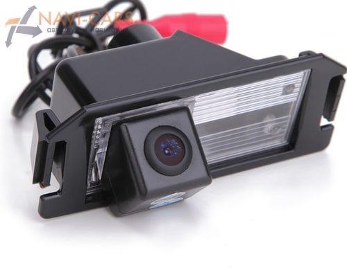 Камера заднего вида Hyundai i30 (12+), i10, i20, Coupe, Genesis Coupe, Veloster | KIA Picanto (04-11), Soul (09-13) (cam-086)