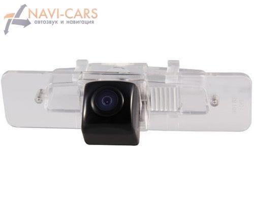 Камера заднего вида Subaru Legacy, Outback, Tribeca (cam-046)
