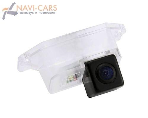 Камера заднего вида Mitsubishi Lancer 10 (cam-048)
