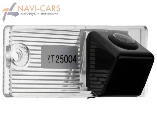 Камера заднего вида KIA Cerato седан (до 2011) (cam-033)