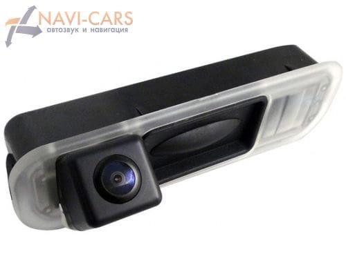 Камера заднего вида в ручку Ford Focus 3 дорестайлинг, Focus 3 рестайлинг универсал (cam-109)