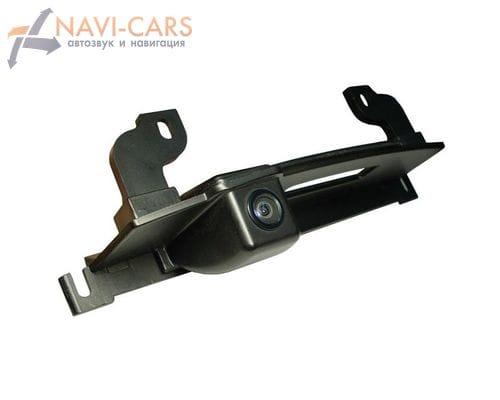 Камера заднего вида Nissan Tiida хэтчбек (cam-119)