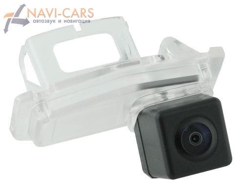 Камера заднего вида Honda Civic 9 4D седан (12-15) (cam-116)