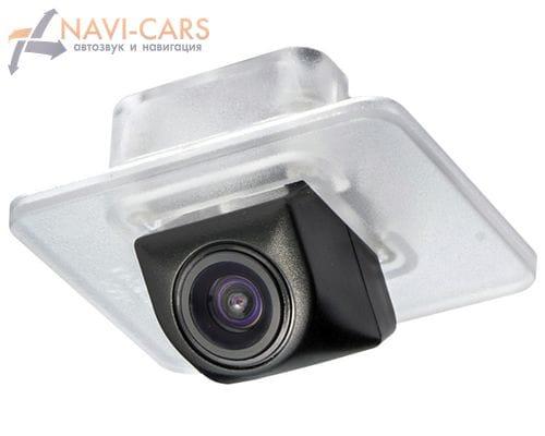Камера заднего вида Hyundai i40 седан | KIA Optima 3, Cerato 3 (cam-030)