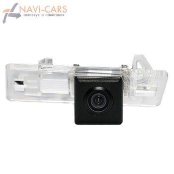 Камера заднего вида Audi A1, A4 (b6/b7), A5, A7, Q3, Q5, TT (06-14) (cam-063)