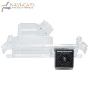 Камера заднего вида Hyundai Solaris 2 хэтчбек, KIA Rio 4 хэтчбек, Ceed 2 (cam-020)