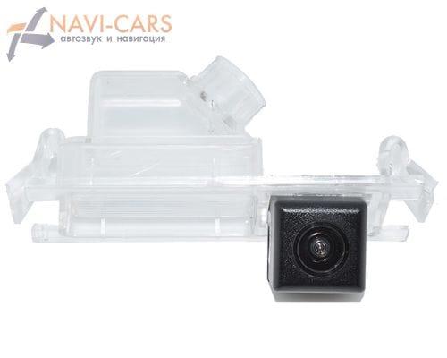 Камера заднего вида Hyundai Solaris 2 хэтчбек | KIA Rio 4 хэтчбек, Ceed 2 (cam-020)