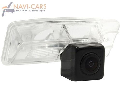 Камера заднего вида Nissan Qashqai 2, X-Trail T32 (cam-041)