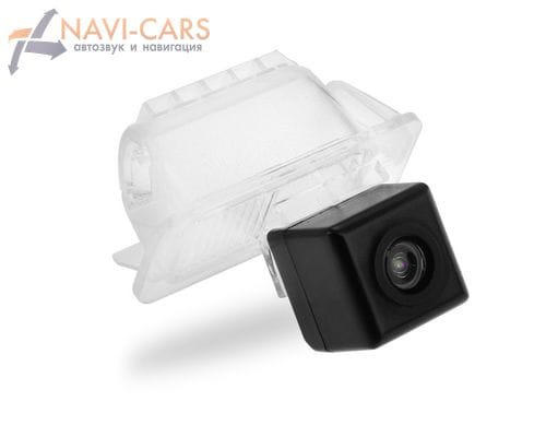 Камера заднего вида Ford Focus 2 хэтчбек, Mondeo 4/5, Kuga, Fiesta 6, S-Max, C-Max 2, Galaxy, Explorer 5, Ranger 3 (cam-014)