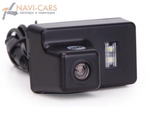 Камера заднего вида Peugeot 307 седан, 206, 207, 407 седан (cam-108)