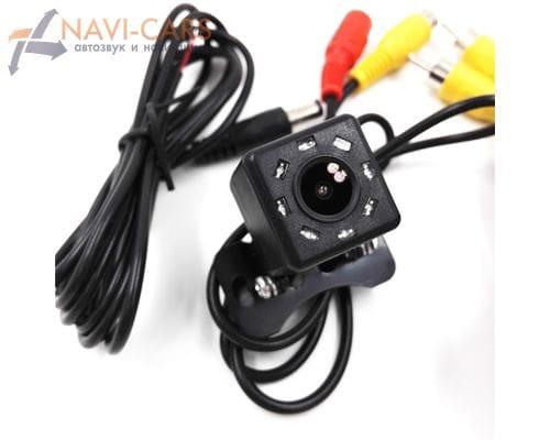 Универсальная камера заднего вида кубик 8 IR ИК (инфракрасная) 140 градусов по горизонтали