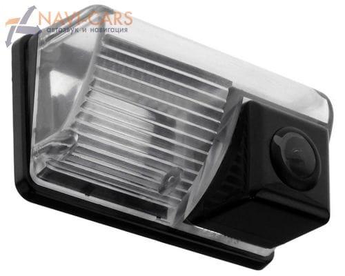 Камера заднего вида Toyota Corolla E120, Avensis (01-06) | LIFAN Solano (620) (cam-009)
