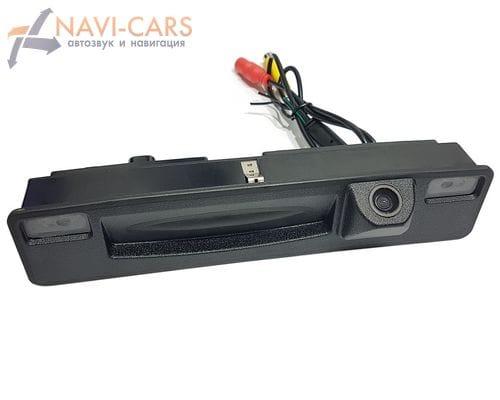 Камера заднего вида в ручку Ford Focus 3 рестайлинг хэтчбек (Sony CCD) (cam-107)